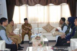 Bupati lepas para pengajar muda Indonesia angkatan III