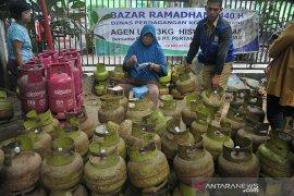 Harga eceran termurah elpiji di bazar Ramadhan kecamatan  Page 4 Small