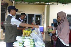 Bulog Paser Gelar Operasi Pasar Perdana di Bulan Ramadan