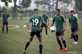 Timnas U-16 hadapi dua tim uji coba