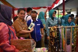 Sungai Jawi wakil lomba kelurahan tingkat provinsi