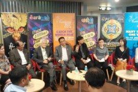 Sarawak gelar 3 festival musik pada Juli