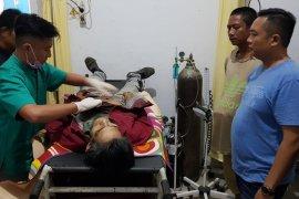 Anak bunuh ayah kandungnya di Kuala Langkat