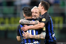Inter kambali gusur Atalanta posisi ketiga klasemen