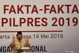 Polisi terbitkan SPDP capres Prabowo jadi terlapor dugaan makar