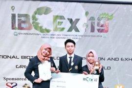 Biodiesel karya mahasiswa Universitas  Brawijaya berjaya di Malaysia