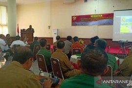 Kodim Jembrana lakukan komunikasi sosial dengan pimpinan daerah