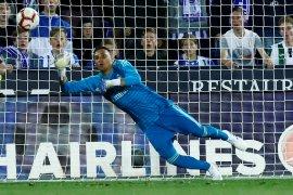Keylor Navas bukan lagi kiper utama Real Madrid
