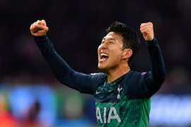 Son: kalah di final Liga Champions akan sangat menyakitkan Spurs
