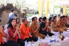 Tim Provinsi Bali nilai Perpustakaan Desa Mengwi