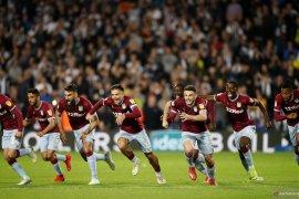 Absen tiga musim, Aston Villa kembali melenggang ke Liga Premier Inggris
