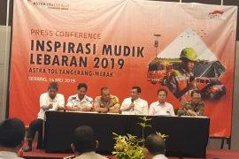 Lalin mudik diprediksi naik 15 persen melalui tol Tangerang-Merak