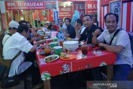 Humas Polresta Banjarmasin berbuka puasa bersama insan pers