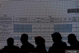 Hasil rekapitulasi 26 provinsi, Jokowi 16 provinsi, Prabowo 10 provinsi