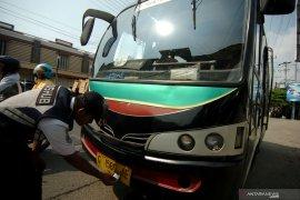Jelang mudik lebaran, Dishub Bengkulu akan cek kelayakan bus