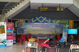 Bandara Sultan Babullah buka posko angkutan lebaran