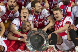 Klasemen akhir Liga Belanda, Ajax di pucuk dengan selisih tiga poin