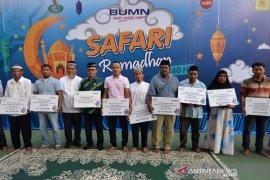 BUMN santuni 1.000 anak yatim di  Aceh