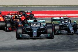 Mantan bos Renault sebut Mercedes tidak tersaingi di F1