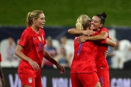 AS cukur Selandia Baru 5-0 pada laga persahabatan