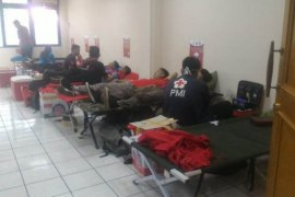 Persediaan darah PMI Depok aman hingga Lebaran