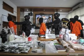 "32 terduga teroris ikuti ""deradikalisasi"" BNPT"