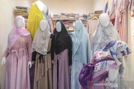 Penjualan busana muslim meningkat