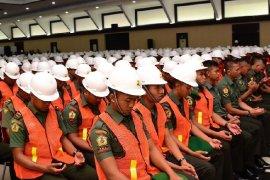 1.173 prajurit zeni TNI AD jalani sertifikasi di Kementerian PUPR