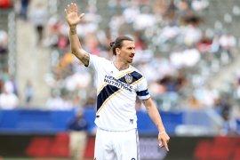 Ibrahimovic jadi pemain bayaran tertinggi di liga Amerika