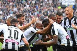 Udinese menjauh dari ancaman degradasi