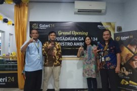 Pegadaian Galeri 24 hadir di Ambon