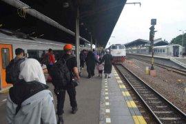 Libur panjang, ada 53 perjalanan kereta yang melintas di Daop 3 Cirebon
