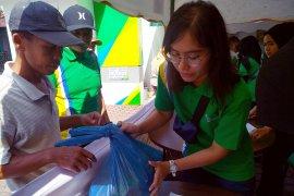 Warga Serbu Pasar Murah BPJS Ketenagakerjaan Kisaran