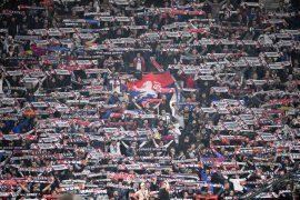 Lyon kunci tiket Champions, Saint-Etienne ke Liga Europa