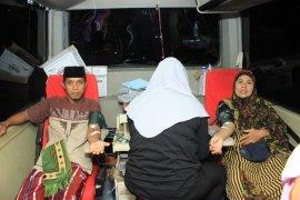 PMI Sulteng keliling masjid penuhi persediaan darah