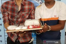 """Pengedar sabu di Aceh Utara """"dihadiahkan"""" timah panas"""