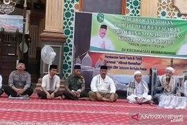 Forkopimda Kukar jalin silaturahim melalui Safari Ramadhan