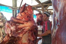 """Rumah pemotongan hewan Batanghari jaga daging berkriteria """"ASUH"""""""