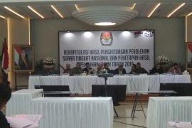 KPU tunda proses rekapitulasi empat provinsi dan Kuala Lumpur