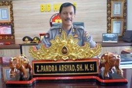 Polda Lampung  sebut lima titik rawan di Jalinsum