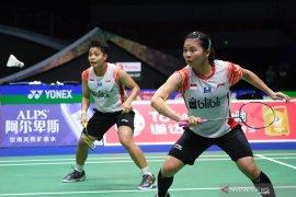Indonesia ke perempat final Piala Sudirman sebagai juara Grup 1B