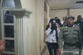 Pemkot Bogor menjaring 12 pasangan mesum dari dua hotel di Bogor