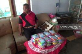 Penjualan madumongso jajanan khas Kota Madiun meningkat menjelang Lebaran