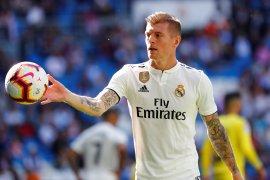 Pengakuan Kroos mengenai Zidane dan kejayaan Real Madrid