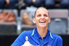 Karolina Pliskov merangsek ke peringkat kedua dunia