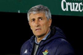 Pelatih Betis tinggalkan tim setelah permalukan Real Madrid 2-0