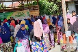 BPJS Ketenagakerjaan Padangsidimpuan gelar pasar murah
