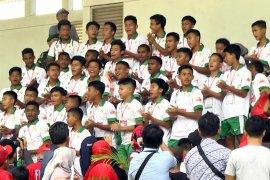 Timnas Pelajar U-15 bersiap hadapi kejuaraan