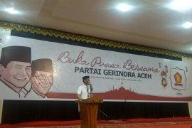 Gerindra kawal kekhususan Aceh