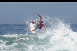 Kejuaraan selancar dunia di Bali